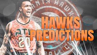 Predicting The Atlanta Hawks 2019 Offseason Prediction Rebuild! NBA 2K19
