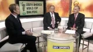 Brazil vs Peru Techincal Fault