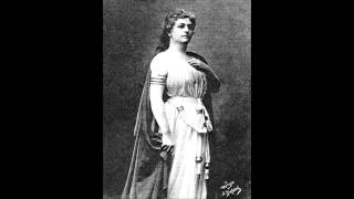 Schumann - Mondnacht - Lilli Lehmann (1907)