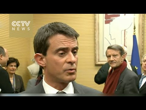 French PM seeks greater anti-terror cooperation with China