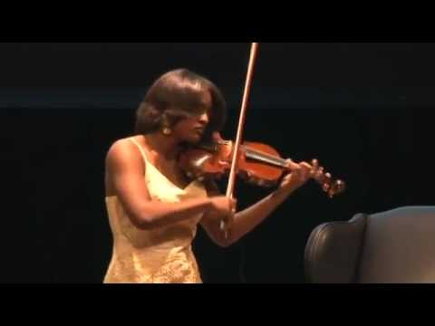 Melanie R. Hill's Violin Performance of John Legend's Ordinary People