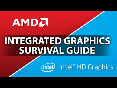 The Integrated Graphics Survival Guide  (with a Guest from 32Megabytes)