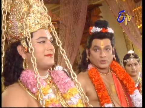 Sri Krishna Leelalu - శ్రీకృష్ణ లీలలు - 26th August 2014 - Episode No 53