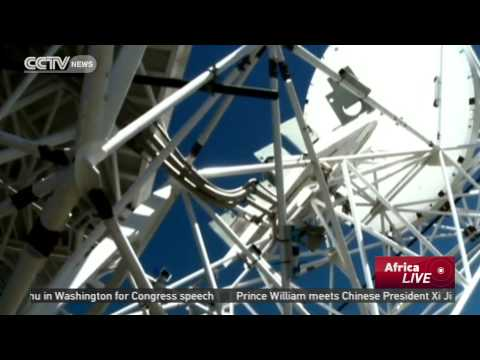 South Africa Makes Progress with Completion Of Radio Telescopes