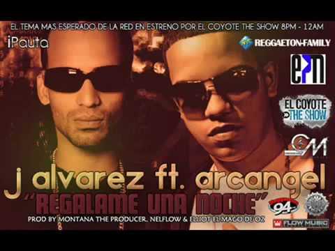 Regalame Una Noche - Arcangel Ft J Alvares ( Reggaeton 2010 ) Dj. RCVP ( WWW.Dj-RCVP.ES.TL ) Video