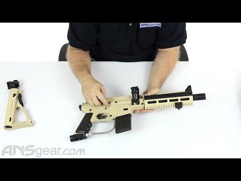 Tippmann US Army Project Salvo Paintball Gun - Review