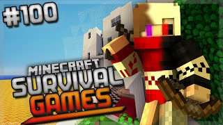 We made it! | Minecraft Survival Games #100
