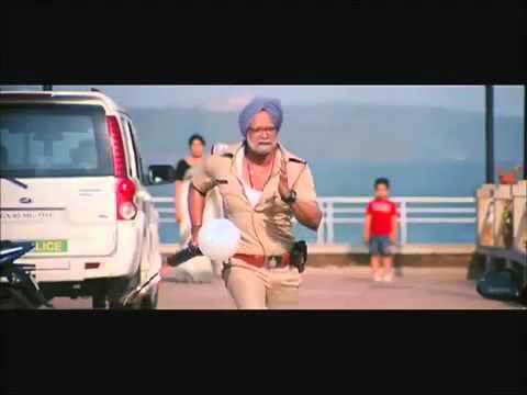 Manmohan Singh's Funny Video.flv