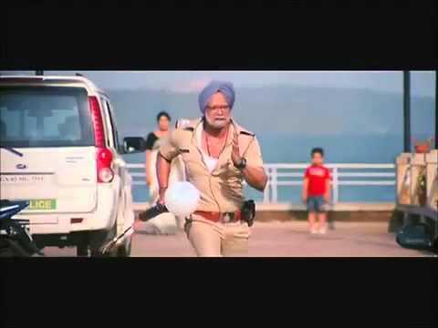 Manmohan Singh's Funny Video.flv