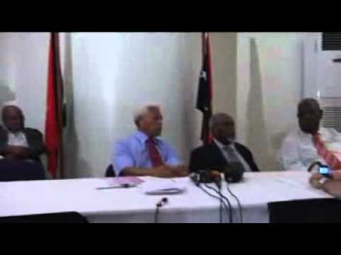 20111213 ABC Radio Australia News Stories PNG court restores Somare as PM
