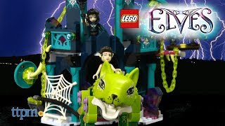 LEGO Elves Noctura's Tower & the Earth Fox Rescue from LEGO