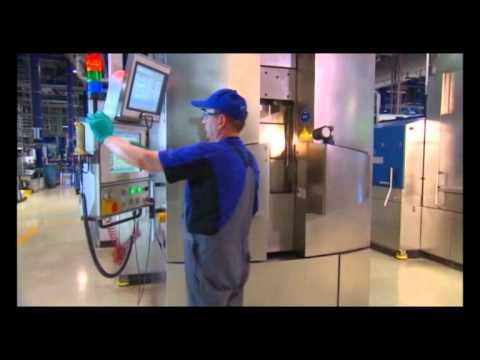 Solarworld Production Process