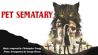 """Pet Sematary(2019) """"Fielding Fine''- Christopher Young"""