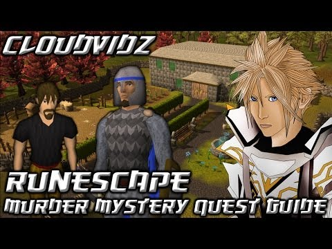 Runescape Murder Mystery Quest Guide HD