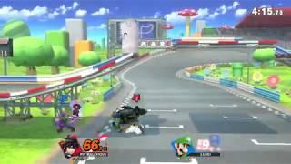 SMBX City - Tournoi Super Smash Bros. Ultimate pour le fun - Quart de finale 1 (2/4)