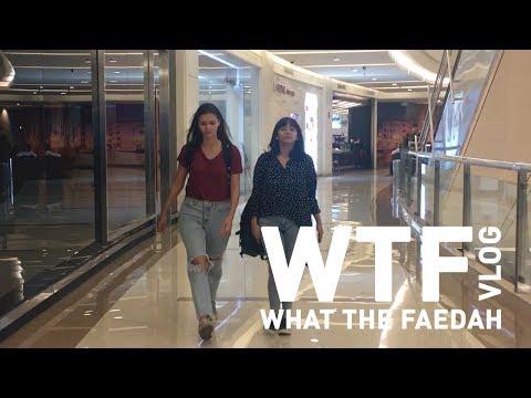 WTF VLOG3 | How to walk like a supermodel with Aquila Firrina