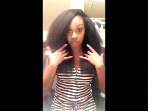 Natural Textured Weave Best Weave For Natural Hair