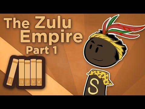 Africa: Zulu Empire I - Shaka Zulu Becomes King - Extra History