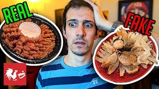 Can Chris Recreate the Bloomin' Onion? | RT Life