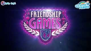 Equestria Girls - Friendship Games Trailer - Subtitulado al Español [720p]
