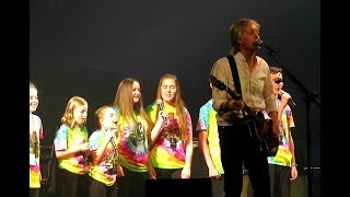 Paul Mccartney Wonderful Christmas Time Liverpool 2018 With Lipa Youth Choir
