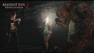 Resident Evil Revelations 2: Capitulo 2 - Parte 1- Claire y Moira