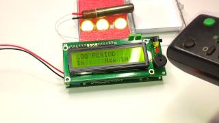 D.Y.I. geiger counter w/ ver.10.1.1 2nd. video
