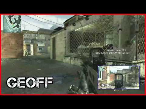 Call of Duty: Modern Warfare 2 - O Cristo Redentor Guide Video