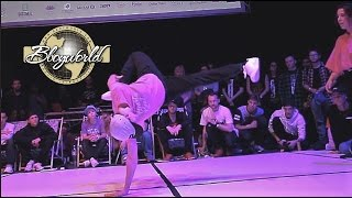 AGT vs Vanessa - Finał Bgirl na Art Of Breaking
