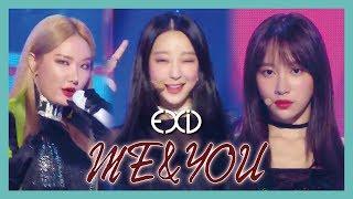 [HOT] EXID - ME&YOU ,  이엑스아이디 -   ME&YOU  show Music core 20190525