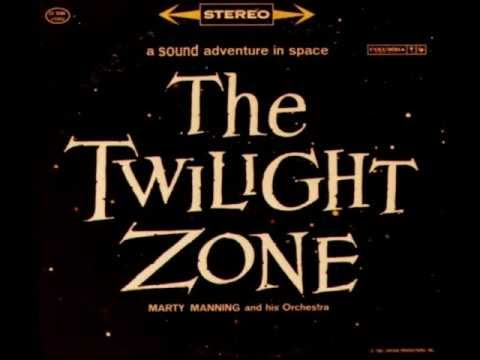Marty Manning And His Orchestra   Twilight Zone video