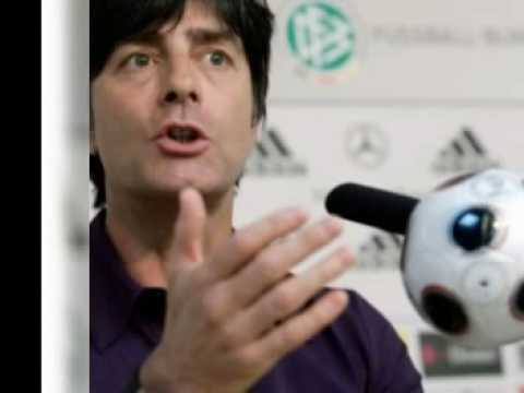 Tribute to Joachim Löw