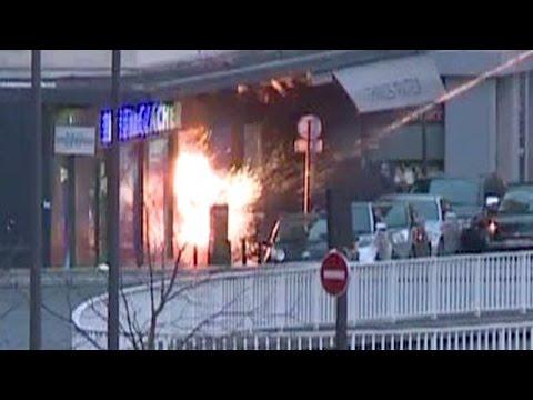Ataques na França teriam sidos coordenados