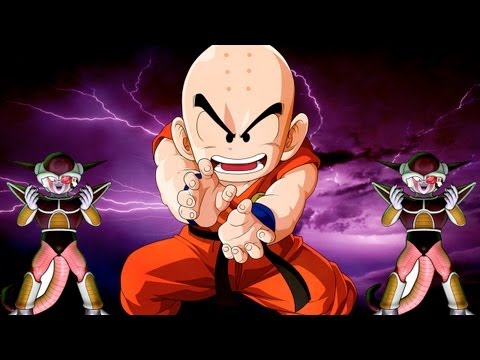 �DragonBall Raging Blast 2 - Krillin's Galaxy Mode�