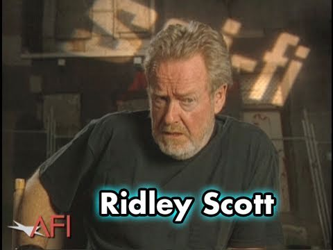 Ridley Scott - Is Deckard A Replicant?
