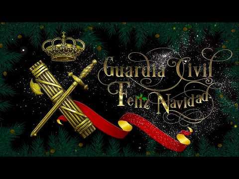 La Guardia Civil les desea Feliz Navidad y próspero año 2018