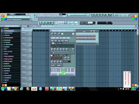 how to change pitch in fl studio