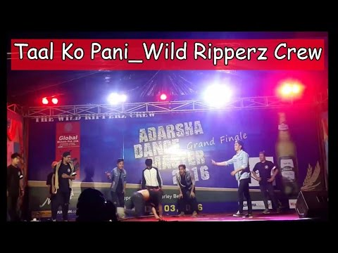 Wild Ripperz Crew best performance in POKHARA | Taal Ko Pani |