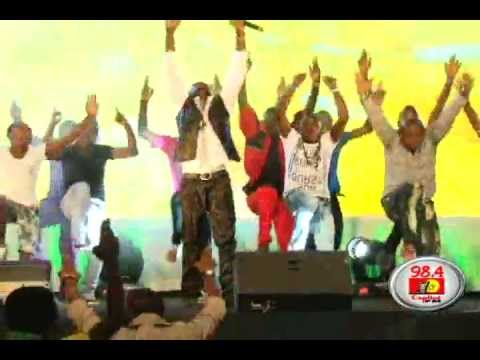 Kris And Alemba & Exodus Electrifying Live Perfomance Groove Awards 2012 video
