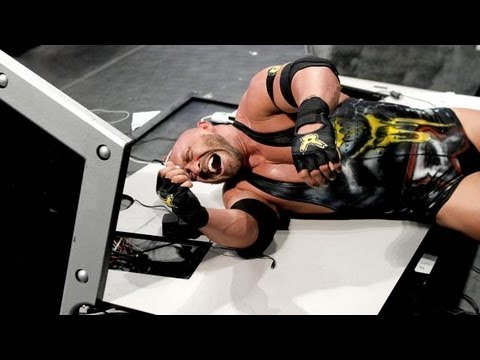 WWE Survivor Series 2012 - CM Punk vs. Ryback vs. John Cena WWE Title Full Match Prediction