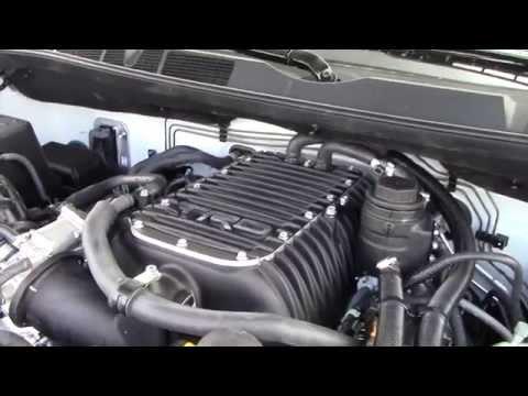 TRD Supercharged Toyota Tundra Platinum