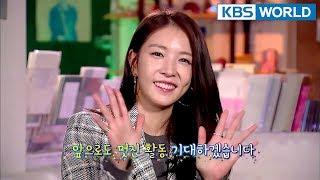 Entertainment Weekly   연예가중계 - BoA, Kim Kangwoo, etc [ENG/CHN/2018.03.05]
