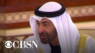 UAE leader Mohammed Bin Zayed rises in the Middle East