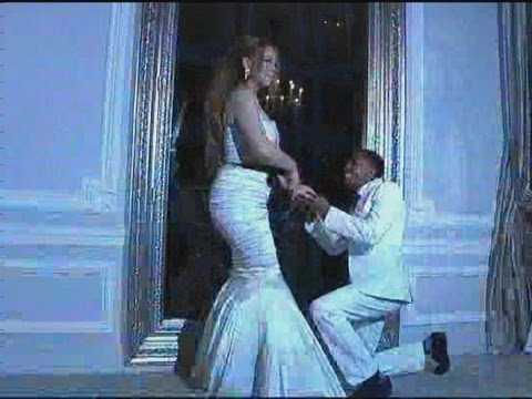 Mariah Carey and Nick Cannon say 'I do' again