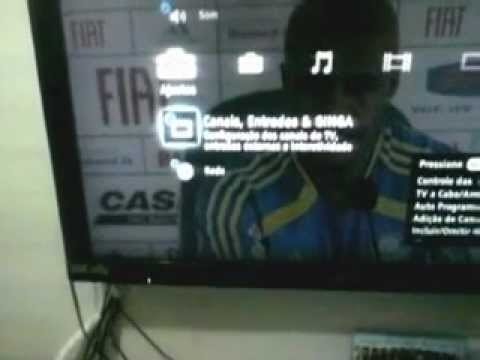 Dicas de cliente, Sony Bravia, Internet Video Smart TV