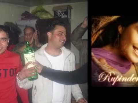 bai amarjit and miss pooja new song  daru