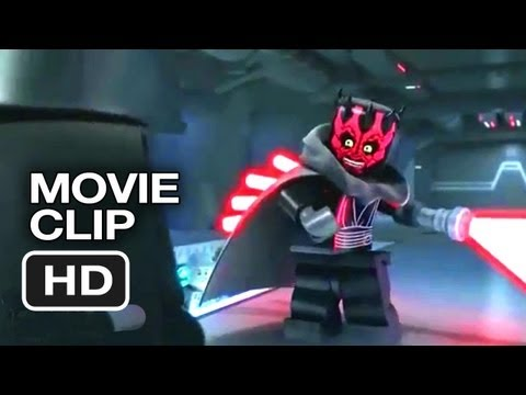 Lego Star Wars: The Empire Strikes Out DVD CLIP - Awesome (2013) - Star Wars Movie HD