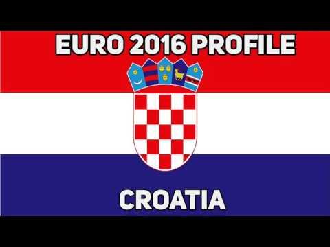 Euro 2016 Profile Croatia