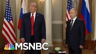 Is President Donald Trump Committing Treason?   All In   MSNBC