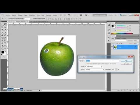 Como quitar fondo blanco en Photoshop Tutorial de Photoshop